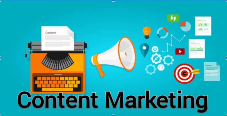 content marketing vs digital marketing