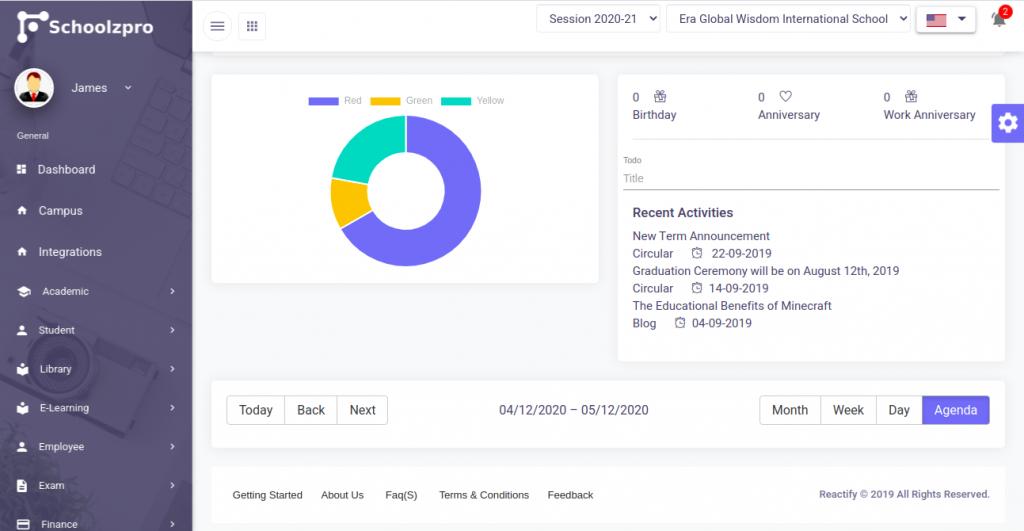 best school ERP software